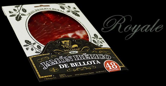 pata negra schinken | schinken iberico bellota